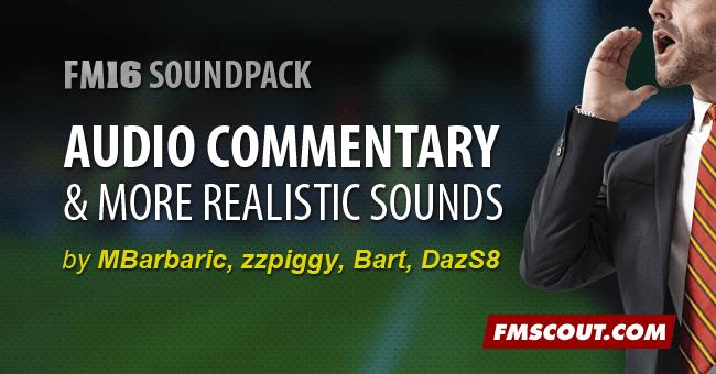 Audio Commentary FM16
