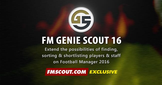 Genie Scout FM16