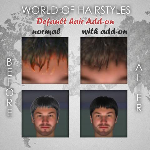 Peinados mejorados para los Regens FM16