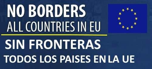 No Borders - Sin Fronteras 2017