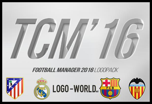 [FM16] Logopack TCM16 by Logo-World.net
