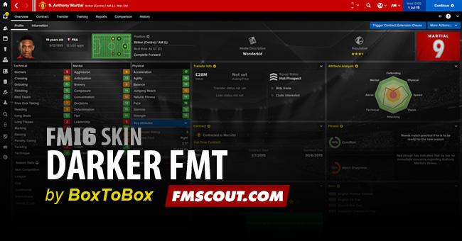 [Skin] Darker FMT16