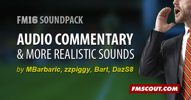 Audio Commentary FM16