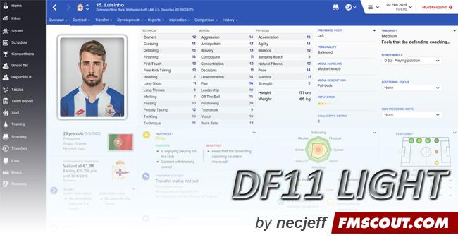 [Skin] DF11 Light FM16