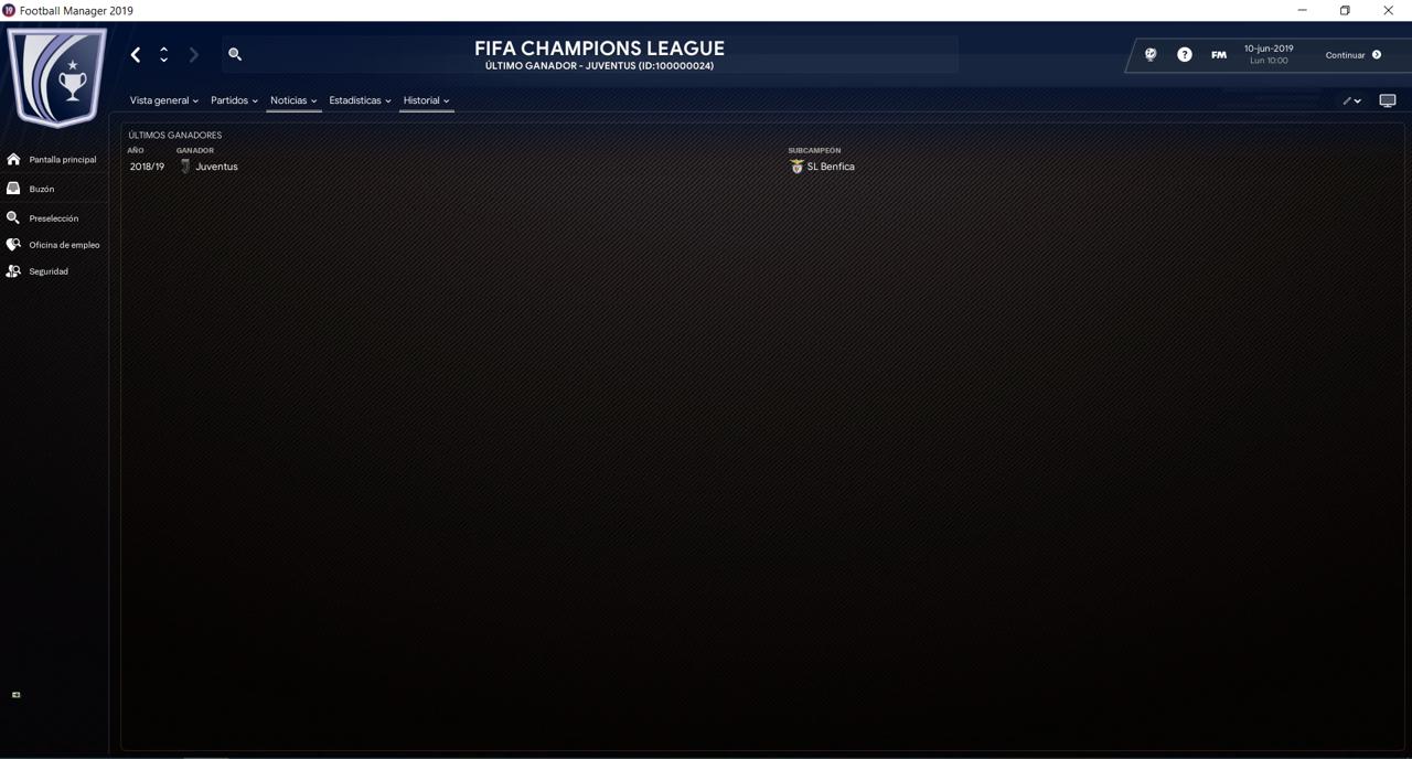 FIFA CHAMPIONS LEAGUE