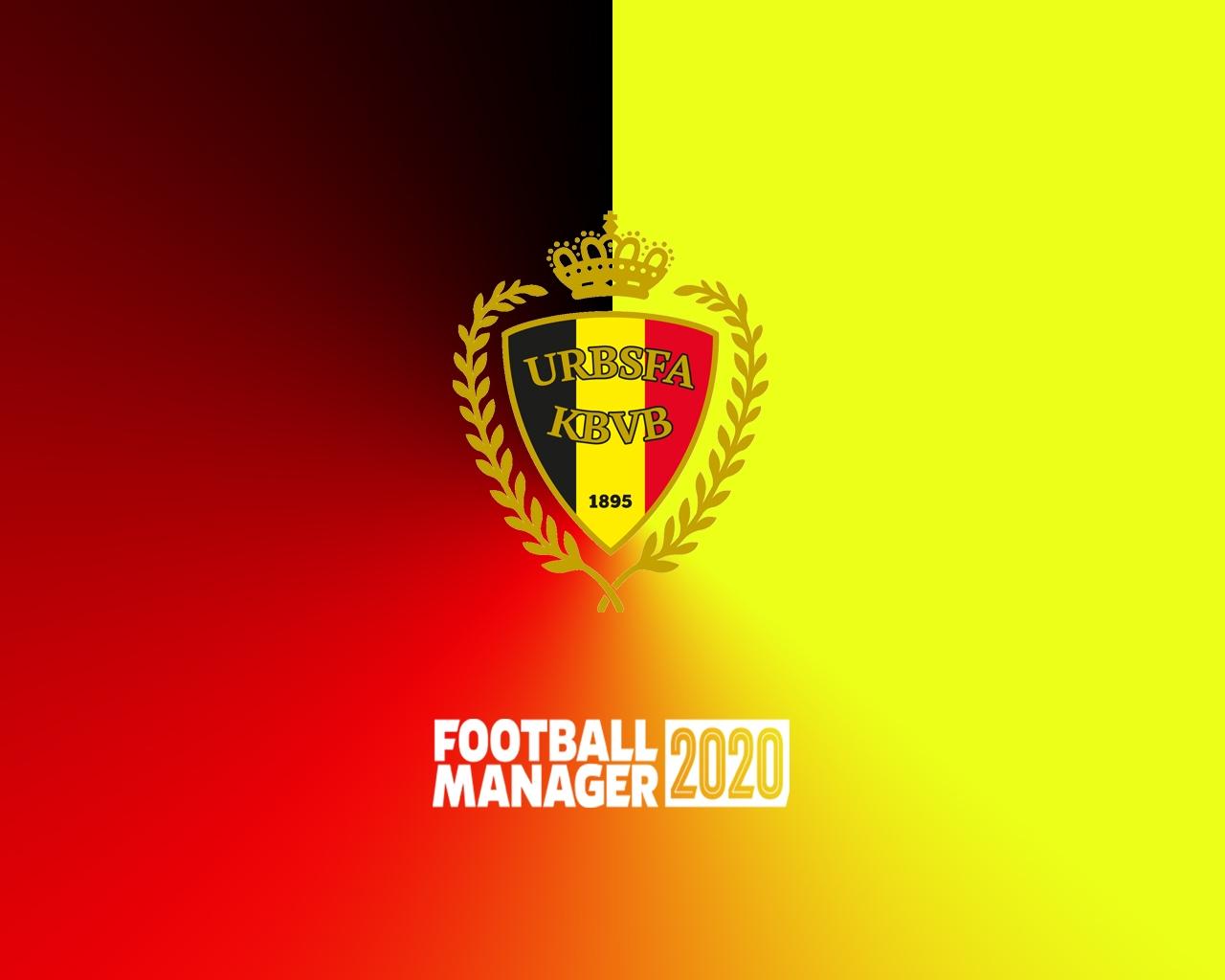 Belgica sistema de ligas hasta quinta división.
