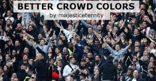 FM20 Better Crowd Colors (público)