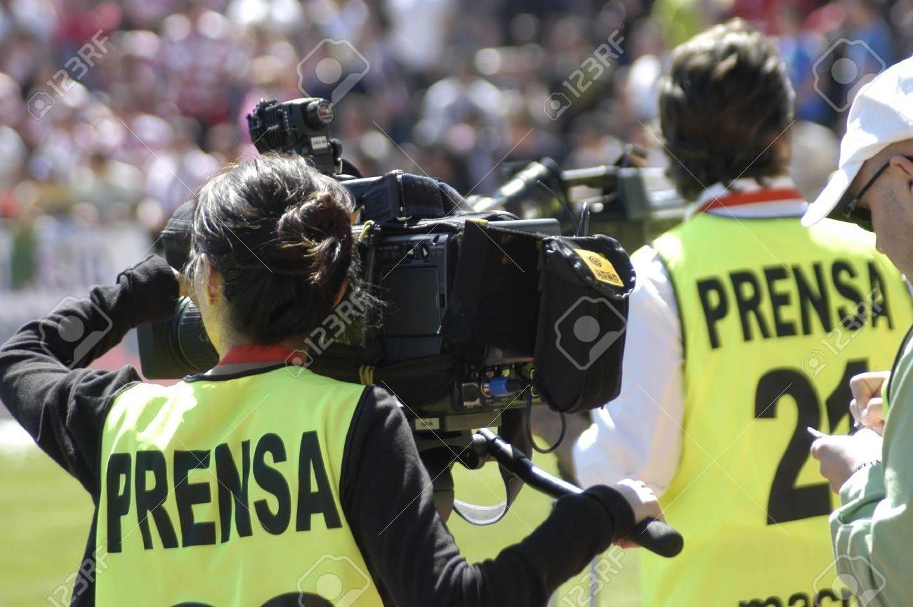 Medios de comunicación y periodistas Españoles Generalistas