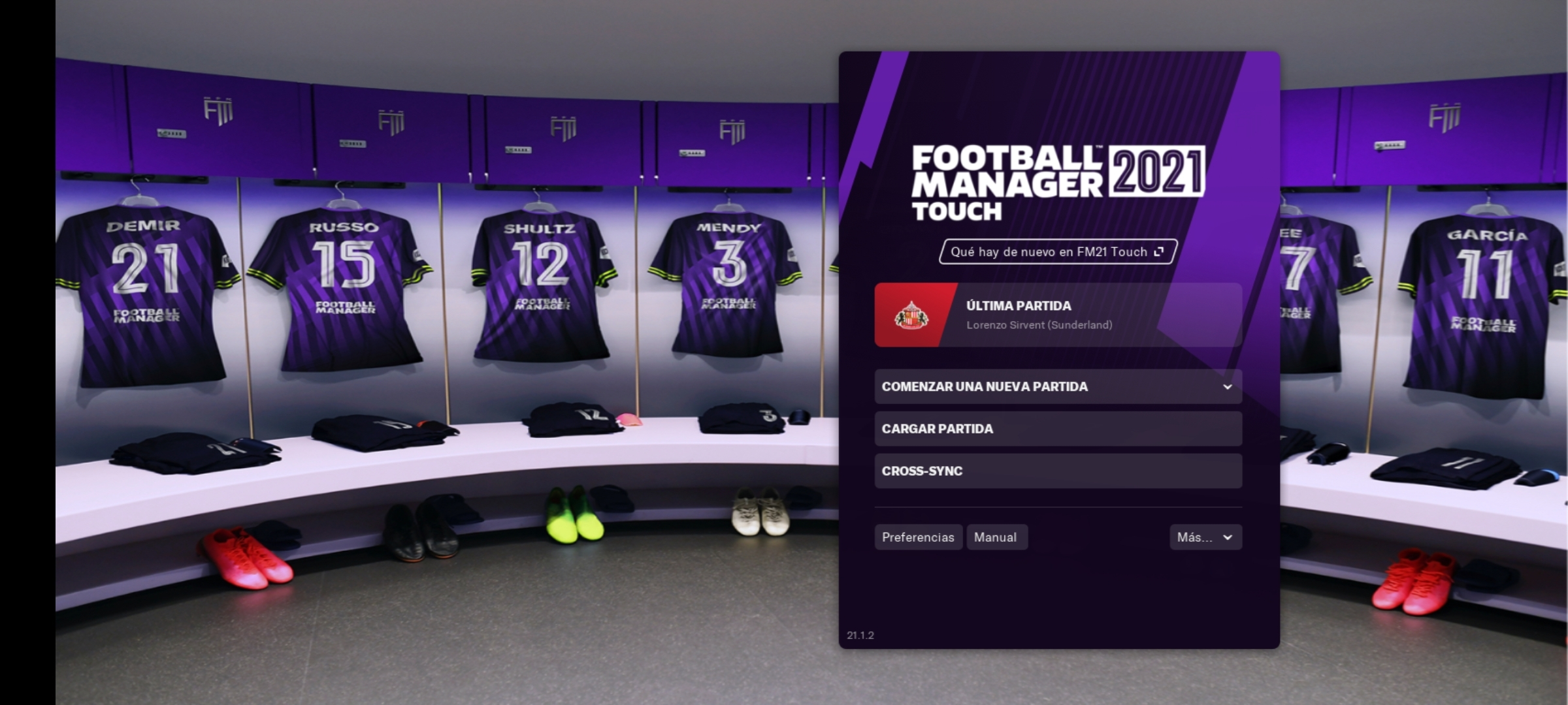 Archivos DDT para Football Manager Touch