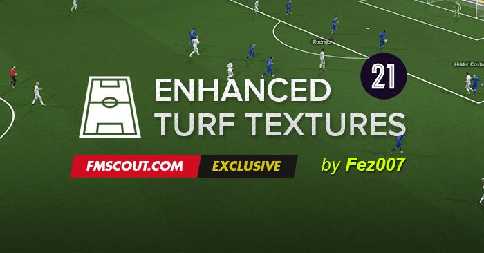 Enhanced Turf Textures FM21