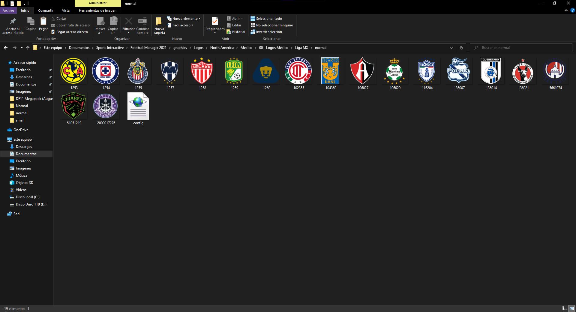 Logos Liga MX y Liga Expansión