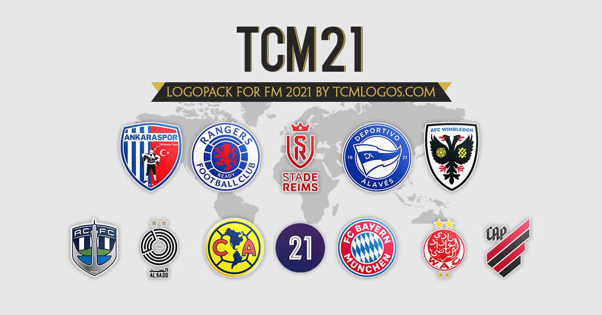 TCM21 Logopack by TCMLogos