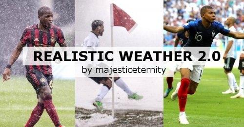 FM21 Realistic Weather 2.0