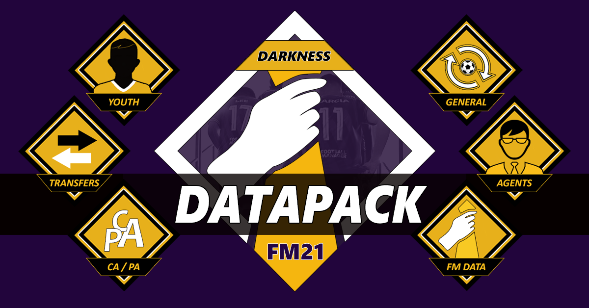 FM Base | FM21 Data & Transfers by Darkness
