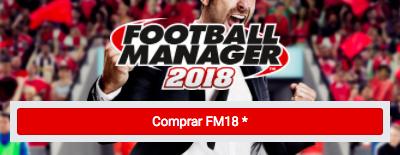 Comprar Football Manager 2018