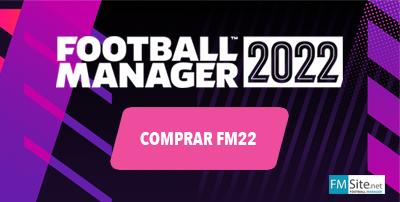 Comprar Football Manager 2022