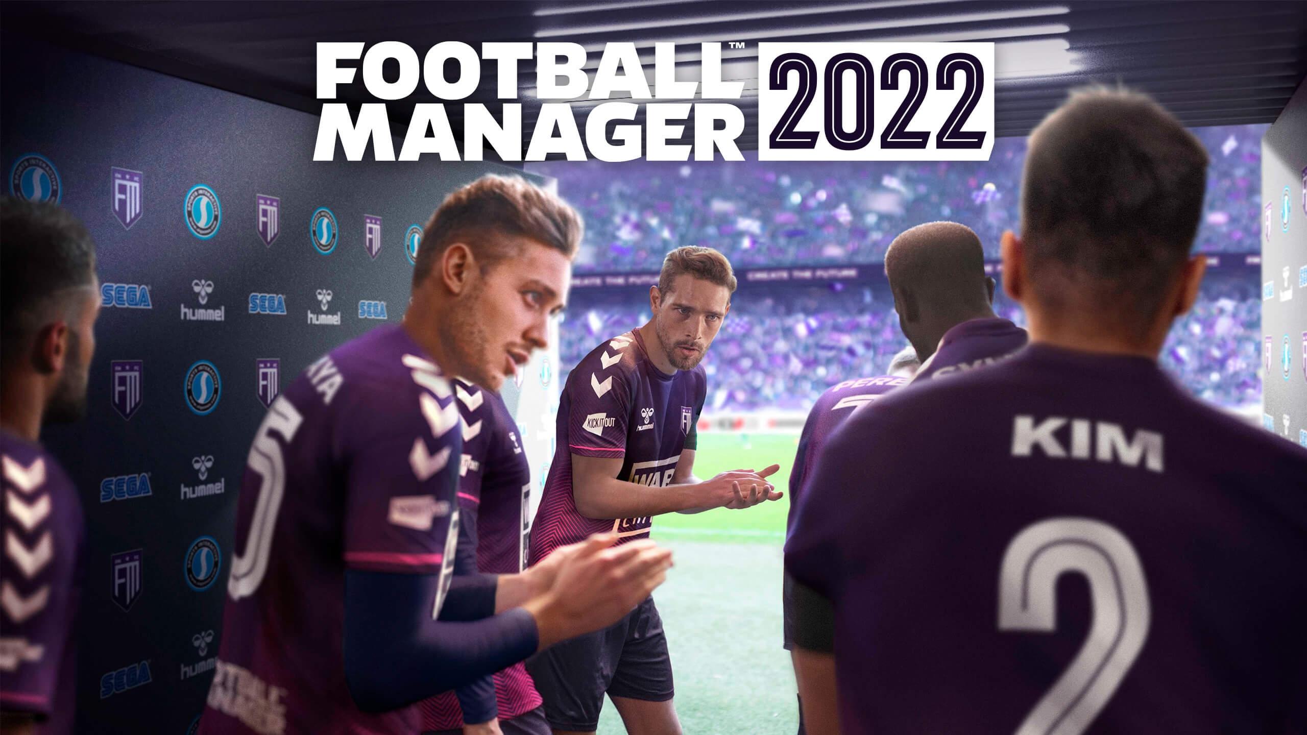 Oferta Football Manager 2022