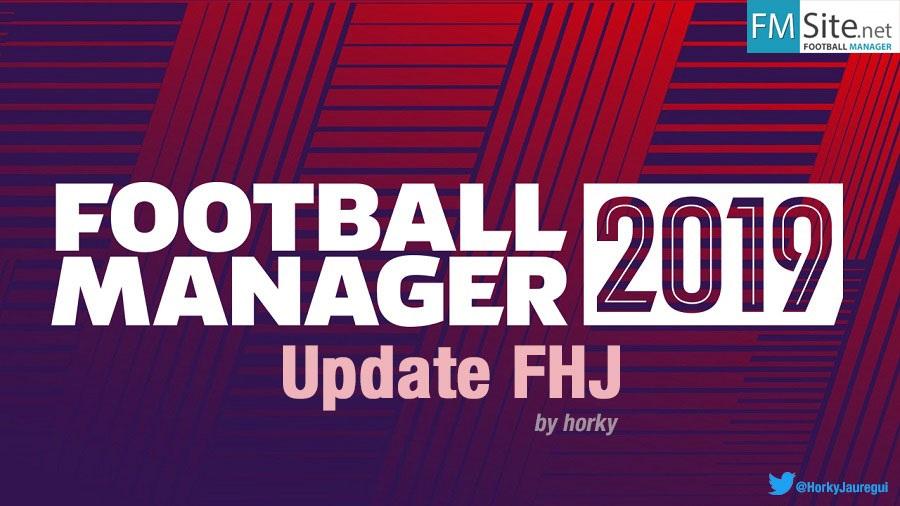 FHJ Base de Datos FM19 (Temporada 19/20)
