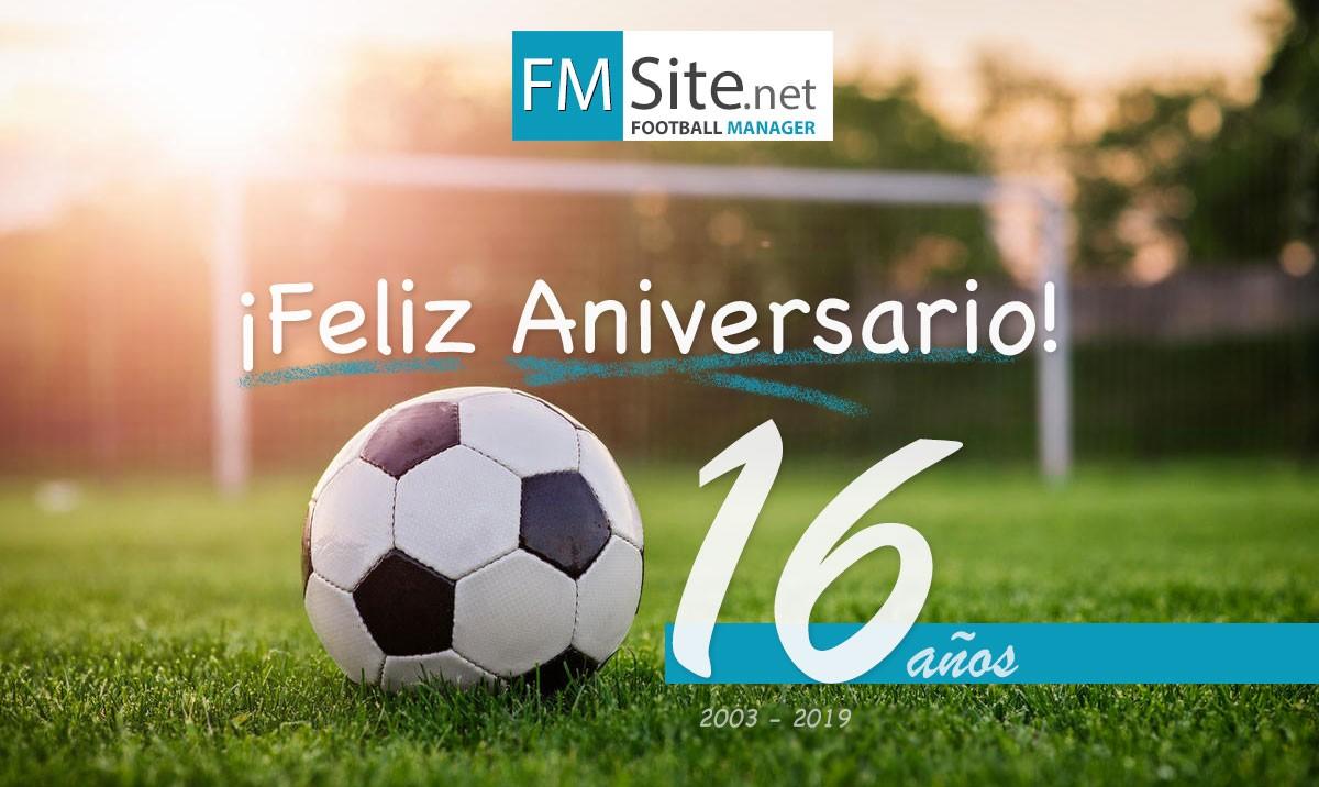 16º Aniversario FMSite.net!