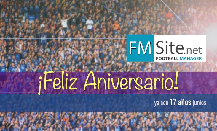 17º Aniversario de FMSite.net!!