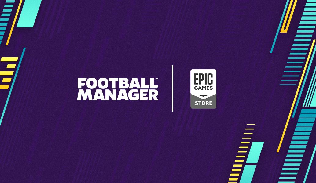 Fooball Manager 2020 Gratis en Epic Store