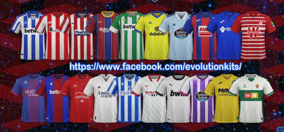 Kits SS Temporada 2020-2021