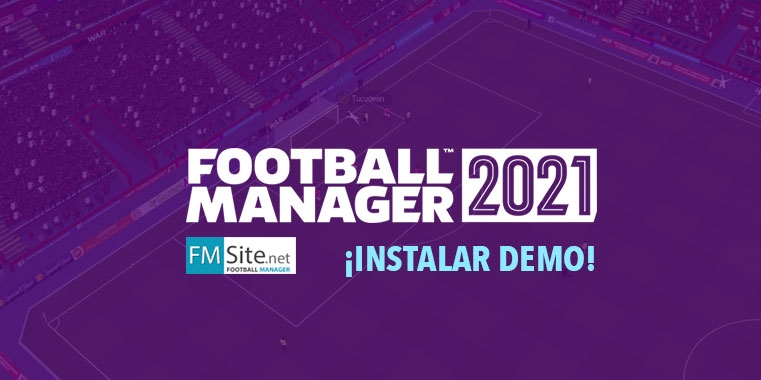 Demo Football Manager 2021