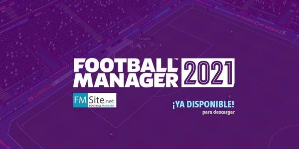 Football Manager 2021 Disponible para su descarga