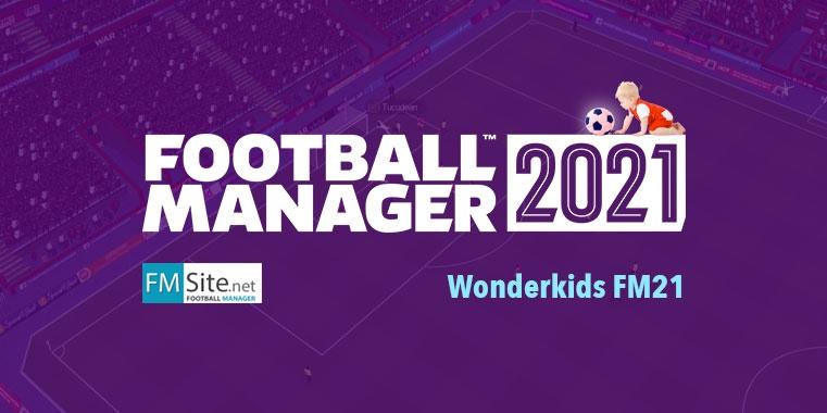 FM21 Wonderkids. Lista de mejores jugadores promesa