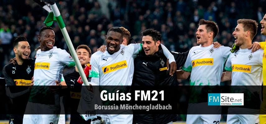 FM21 - Borussia Mönchengladbach