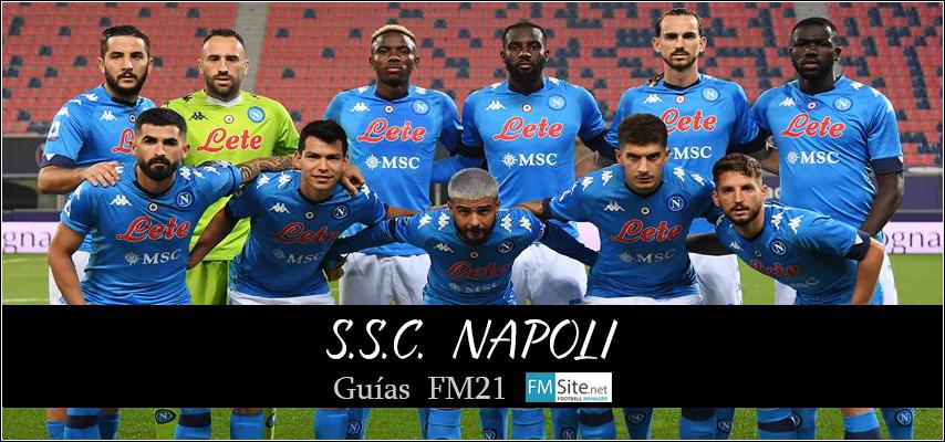FM 21 - S.S.C. Napoli