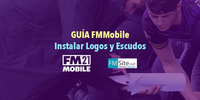 Cómo instalar logos / escudos en el FMMobile en iOS y Android