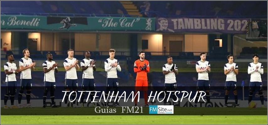 FM21 - Tottenham Hotspur