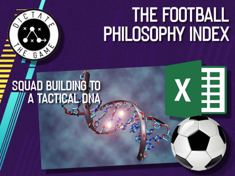 El índice de filosofía futbolística