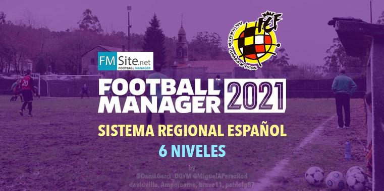 Sistema Regional Español - Regional Preferente - Andalucía Occidental (Opcional)