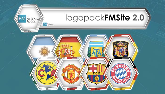 FMSite Logopack 2.0 (Escudos)