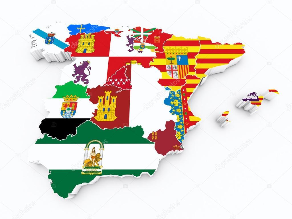 Filtro de Comunidades Autónomas