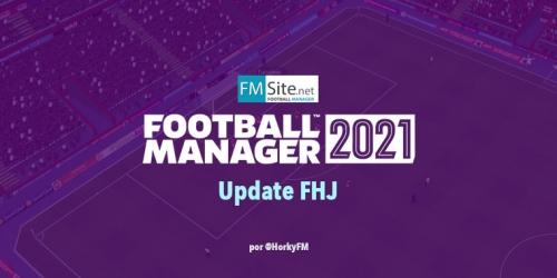 FHJ Base de Datos FM21 (Temporada 2020/2021) + GRÁFICOS FM