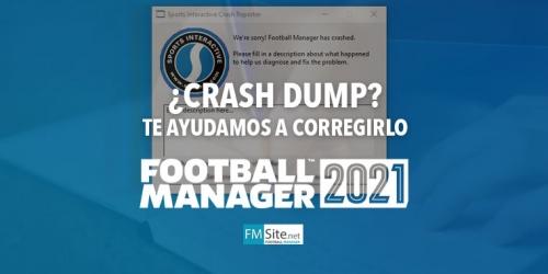 Cómo solucionar el error Crash Dump en el Football Manager (Application Error)