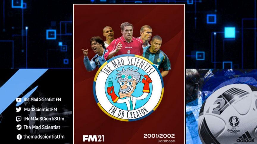FM21 Temporada 2001/02