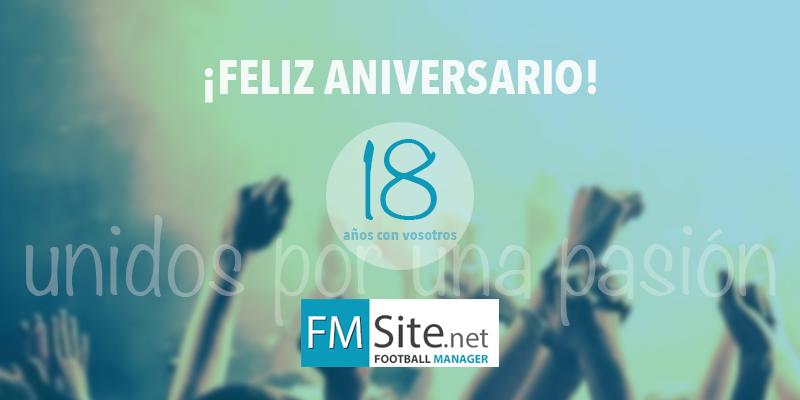 18º Aniversario de FMSite.net!!