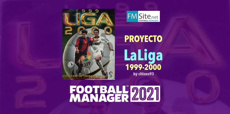 La Liga 1999/2000 versión alfa