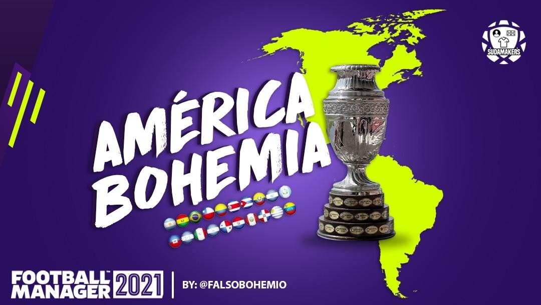AMERICA BOHEMIA - @FalsoBohemio en colaboración con @SudamakersFM
