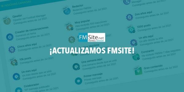 Nueva versión de FMSite.net