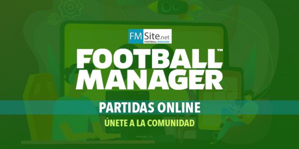 Nuevo zona para partidas online con el Football Manager