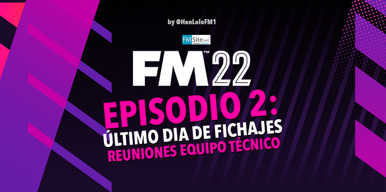 "Novedades FM22 - Análisis del vídeo ""In the Studio: New Headline Features. Episode 2"""